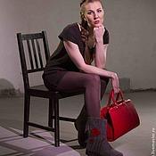 """Обувь ручной работы. Ярмарка Мастеров - ручная работа Валенки """"Маковый цвет"""". Handmade."""