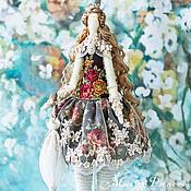 """Куклы и игрушки ручной работы. Ярмарка Мастеров - ручная работа Тильда """"Элизабет"""". Handmade."""
