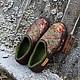 Обувь ручной работы. Тапочки - Розовые Сны. Светлана Моргунова ЭкоДиво. Ярмарка Мастеров. Тапочки из войлока, подарок, шерсть для валяния