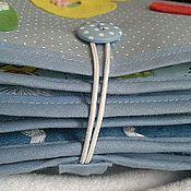 """Куклы и игрушки ручной работы. Ярмарка Мастеров - ручная работа развивающая книжка """"счет до 10"""". Handmade."""