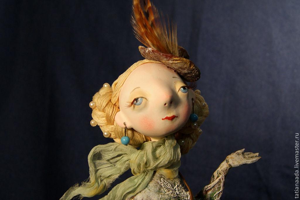 Кукла Ангел. Пани Ангел. Татьяна Адаменко. Кукла талисман.Кукла оберег.Городские ангелы.  Кукла-девочка.Ангел-девочка.Купить куклу- ангела.