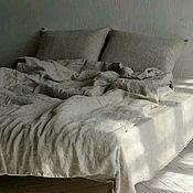 Bedding sets handmade. Livemaster - original item Soft linen linen - Linen linen set. Handmade.