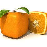 Квадратный апельсин - Ярмарка Мастеров - ручная работа, handmade