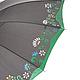 Зонт с росписью и стразами `Где-то лето`