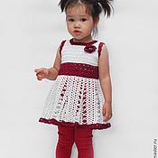 Работы для детей, handmade. Livemaster - original item Dress for girl. Handmade.