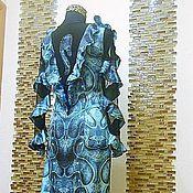 """Одежда ручной работы. Ярмарка Мастеров - ручная работа Авторское платье """"Водяная Змея"""". Handmade."""