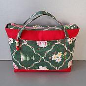 Сумки и аксессуары handmade. Livemaster - original item Travel bags: 12 pockets.. Handmade.
