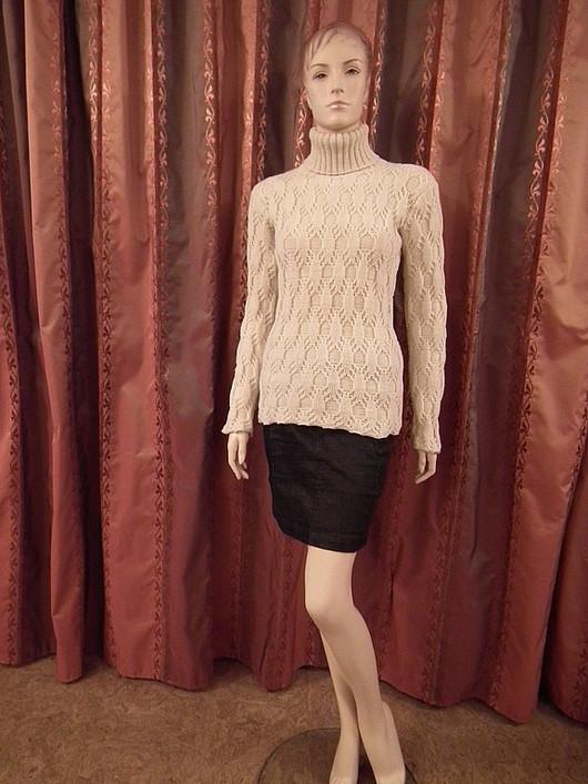 Кофты и свитера ручной работы. Ярмарка Мастеров - ручная работа. Купить свитер зимняя сказка. Handmade. Кашемир, теплый свитер