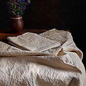 """Полотенца ручной работы. Ярмарка Мастеров - ручная работа Комплект текстиля """"Песок"""". Handmade."""