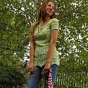 Одежда ручной работы. Ярмарка Мастеров - ручная работа Мотив для счастья.. Handmade.
