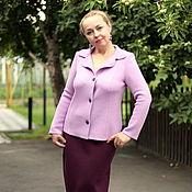 """Одежда ручной работы. Ярмарка Мастеров - ручная работа Трикотажный костюм """" В английском стиле"""". Handmade."""