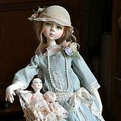 Куклы и игрушки ручной работы. Ярмарка Мастеров - ручная работа Коллекционная кукла Лили. Handmade.
