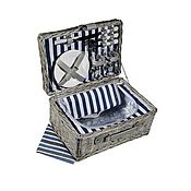 Дача и сад handmade. Livemaster - original item Picnic basket
