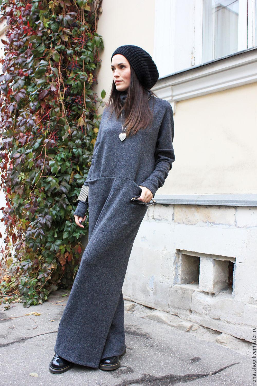 d058f308830 Длинное платье May Be – купить в интернет-магазине на Ярмарке ...