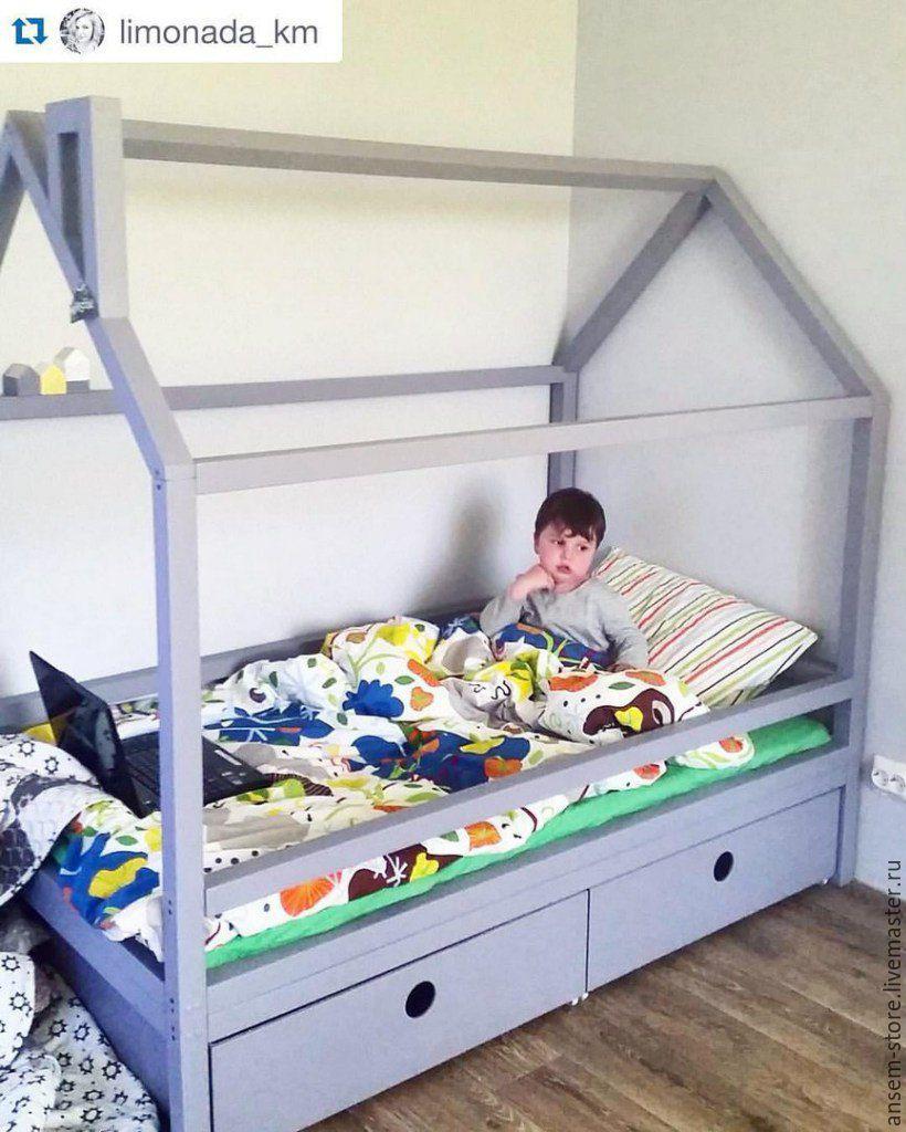 Домик для деток