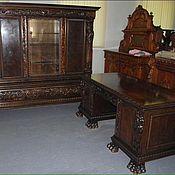 Книжный шкаф и письменный стол в наличии!