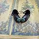 Одежда для кукол ручной работы. Крошечные кожаные туфельки для куклы, длина 22 мм. Григорий Корниенко. Интернет-магазин Ярмарка Мастеров.