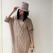"""Одежда ручной работы. Ярмарка Мастеров - ручная работа Платье """"Milky dress"""". Handmade."""