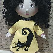 Куклы и игрушки ручной работы. Ярмарка Мастеров - ручная работа Авторские текстильные куклы. Handmade.