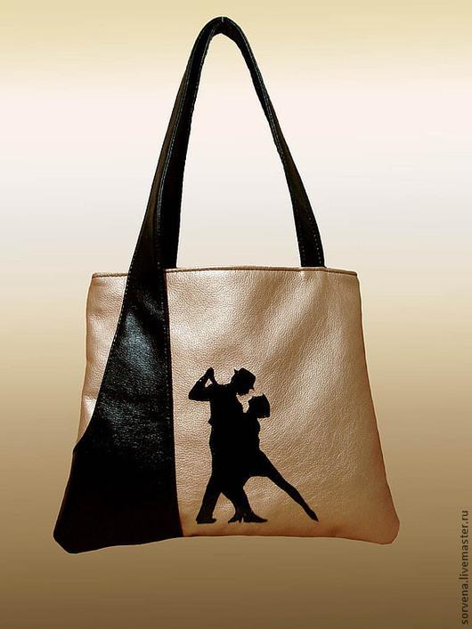 """Женские сумки ручной работы. Ярмарка Мастеров - ручная работа. Купить Сумка """" Танго"""". Handmade. Авторская сумка, танго"""