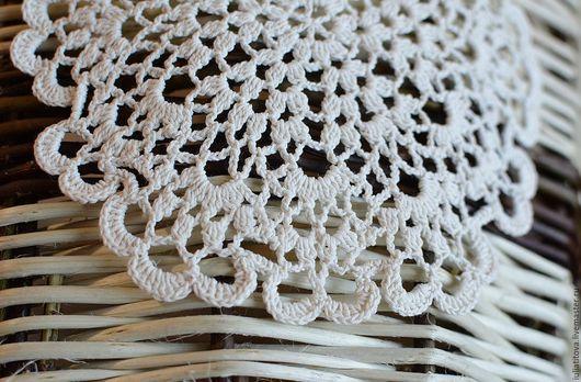 Текстиль, ковры ручной работы. Ярмарка Мастеров - ручная работа. Купить Чудо салфетка вязаная крючком # 5. Handmade.