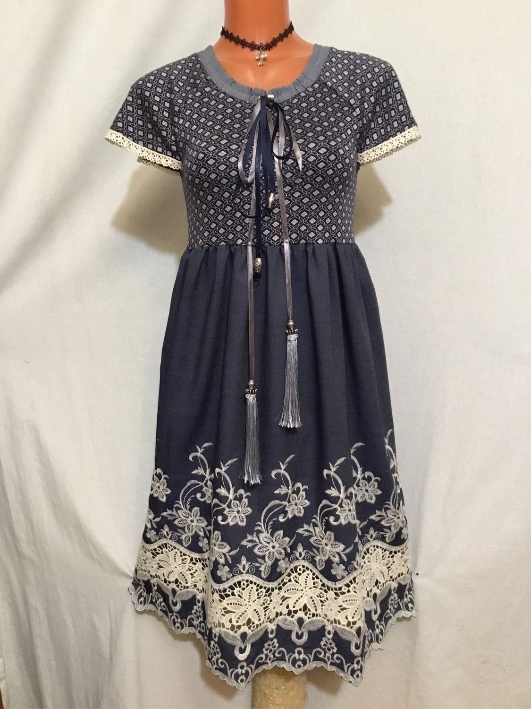 Платье для девочки - подростка  Сказка
