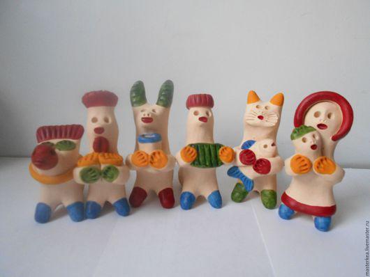 Духовые инструменты ручной работы. Ярмарка Мастеров - ручная работа. Купить Свистулька. Handmade. Глина, Керамика, игрушка