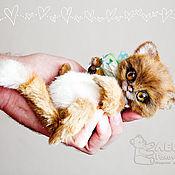 Куклы и игрушки ручной работы. Ярмарка Мастеров - ручная работа Кот :). Handmade.