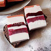 """Косметика ручной работы. Ярмарка Мастеров - ручная работа Мыло для рук """"Бутерброд с салом"""". Handmade."""