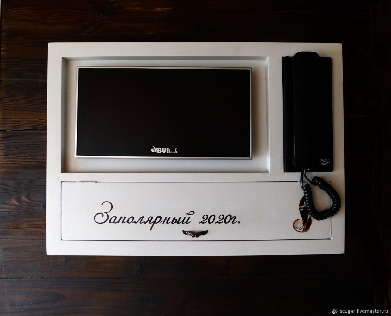 Housekeeper and box for the intercom, Housekeeper, Novorossiysk,  Фото №1
