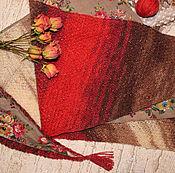 """Аксессуары ручной работы. Ярмарка Мастеров - ручная работа Бохо-бактус """"Под нежной вуалью"""". Handmade."""
