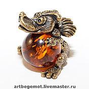 Фен-шуй и эзотерика handmade. Livemaster - original item figurine Dragon. Handmade.