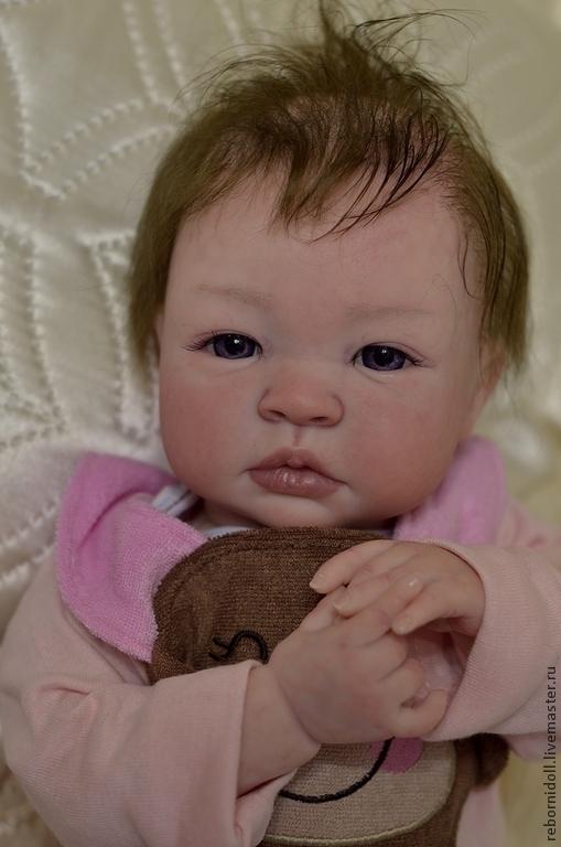 Куклы-младенцы и reborn ручной работы. Ярмарка Мастеров - ручная работа. Купить Кукла реборн Шанни. Handmade. Кукла реборн