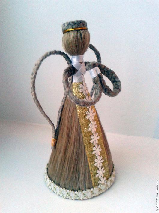 Народные куклы ручной работы. Ярмарка Мастеров - ручная работа. Купить Кукла - оберег Ангел. Handmade. Белый, русский стиль