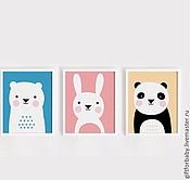 Для дома и интерьера ручной работы. Ярмарка Мастеров - ручная работа Постер в рамке. Handmade.