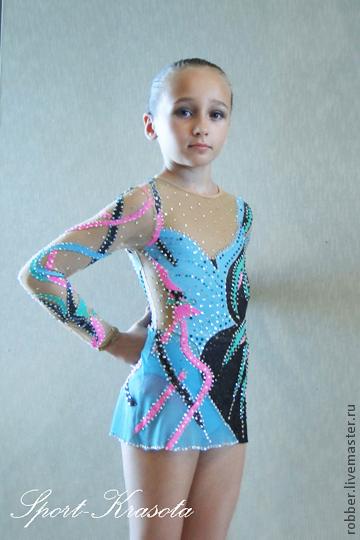 Женский костюм для гимнастики