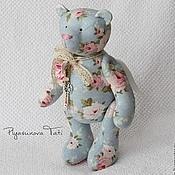 Куклы и игрушки ручной работы. Ярмарка Мастеров - ручная работа Мишка Ангел - мягкая игрушка тильда. Handmade.