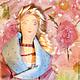 Коллекционные куклы ручной работы. Юлина. Ольга Шустова. Интернет-магазин Ярмарка Мастеров. Кукла ручной работы, синтепон
