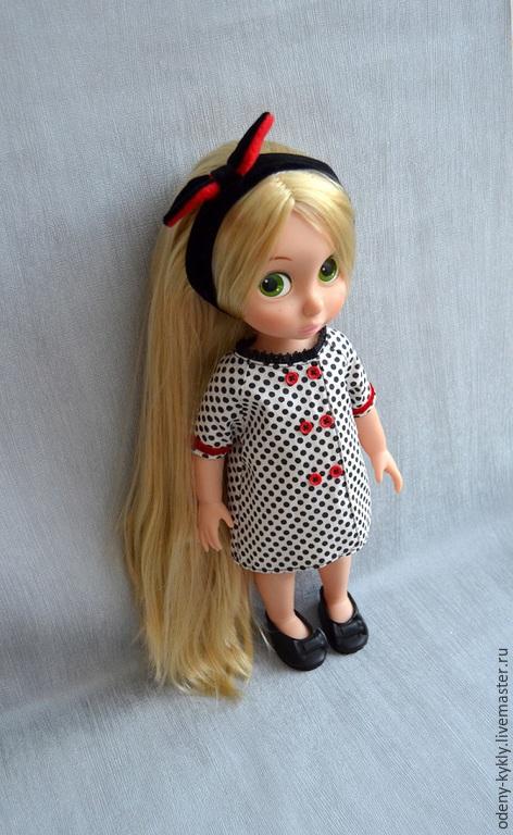 Одежда для кукол ручной работы. Ярмарка Мастеров - ручная работа. Купить Наряд для куклы Дисней/Disney.. Handmade. Кукла дисней, дисней