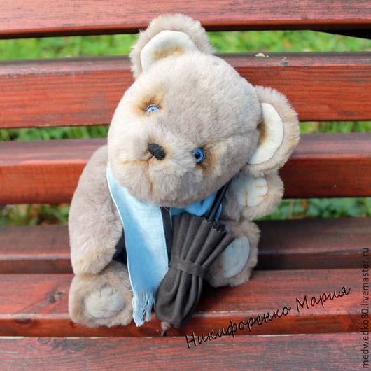 """Мишки Тедди ручной работы. Ярмарка Мастеров - ручная работа. Купить Мишка тедди """"Проша"""". Handmade. Мишка тедди"""