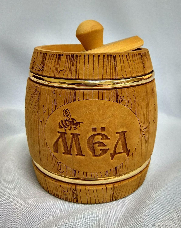 деревянные домики бочка меда картинка ванной