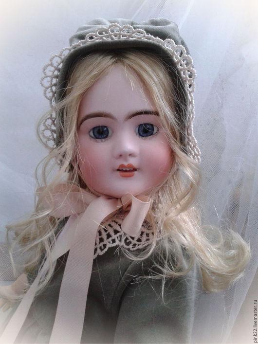 Винтажные куклы и игрушки. Ярмарка Мастеров - ручная работа. Купить Антикварная кукла Жюмо.Франция.. Handmade. Коллекционная кукла, Композит