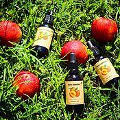 Косметика ручной работы handmade. Livemaster - original item Peach kernel oil - Pure 100% Unrefined and Undiluted cold pressed oil. Handmade.