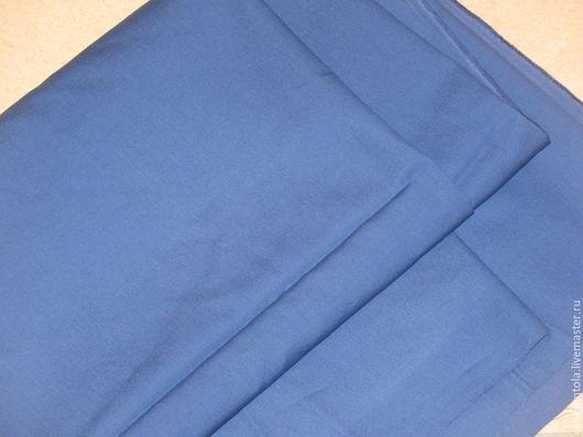 Винтажные предметы интерьера. Ярмарка Мастеров - ручная работа. Купить винтажныи хлопок. цвет синий. Handmade. Тёмно-синий
