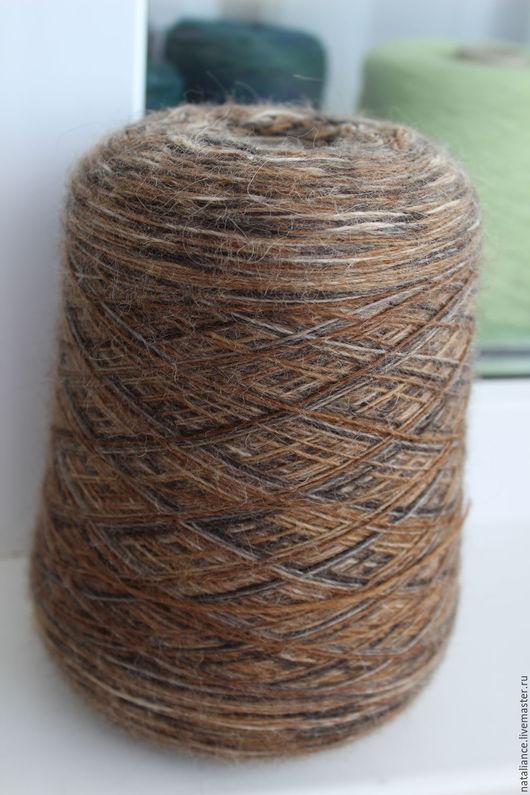Вязание ручной работы. Ярмарка Мастеров - ручная работа. Купить Пряжа Huagaya. Handmade. Секционная пряжа, пряжа для вязания спицами