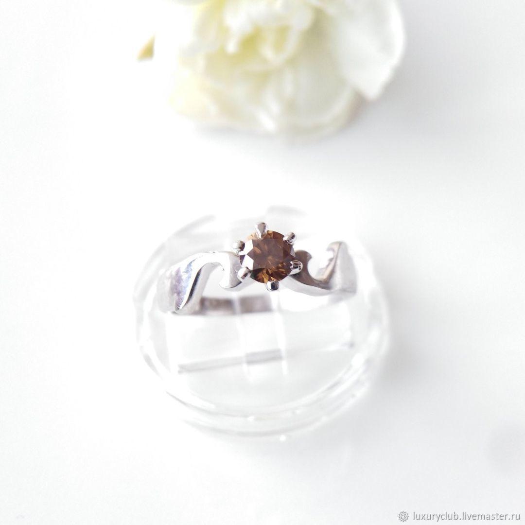 16P diamond Ring buy, Rings, Tolyatti,  Фото №1