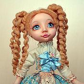 Куклы и игрушки ручной работы. Ярмарка Мастеров - ручная работа Папина дочка. Handmade.