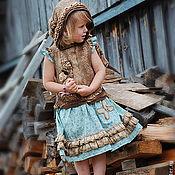 Одежда ручной работы. Ярмарка Мастеров - ручная работа Сказка про маленькую девочку Шакринку. Handmade.