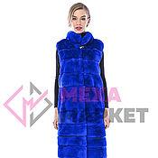 Одежда handmade. Livemaster - original item Rabbit vest