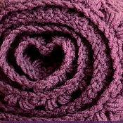 Аксессуары handmade. Livemaster - original item Knitted scarf Snood Lilac punch. Handmade.